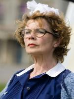 Celia Imrie at Daniel Deronda