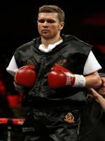 Yuri Foreman in Ring