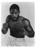 Marvis Frazier Photo Shot