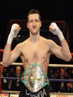 Carl Froch in Ring