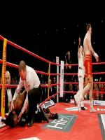 Audley Harrison in Action