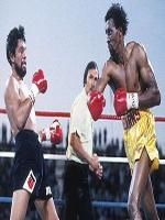 Thomas Hearns in Action