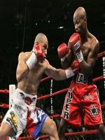 Zab Judah in Action