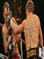 Michael Katsidis in Action