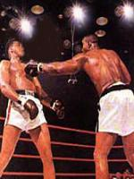 Sonny Liston in Action