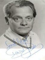 David Jason in The Snow Queen