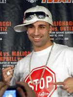 Paulie Malignaggi in Action