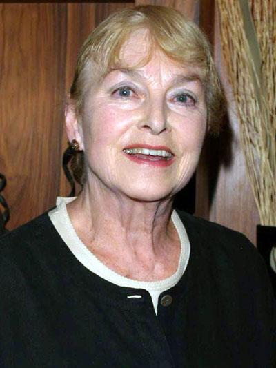 Barbara Jefford in The Spy Who Loved Me