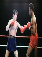 Barry McGuigan in Action