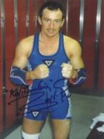 Barry McGuigan Photo Shot