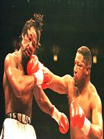 Ray Mercer in Action