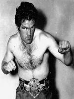 Freddie Mills in Action
