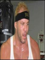 Tommy Morrison Photo Shot
