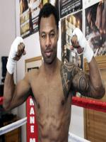 Shane Mosley in Action