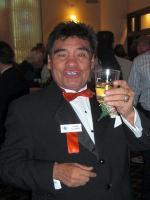 Rubn Olivares in Party