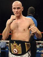Kelly Pavlik in Ring