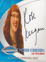 Rose Keegan in Lilies (BBC 1)