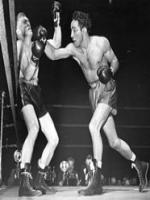 Willie Pep in Fight