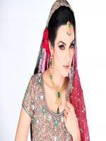 Sadia Khan wedding dress