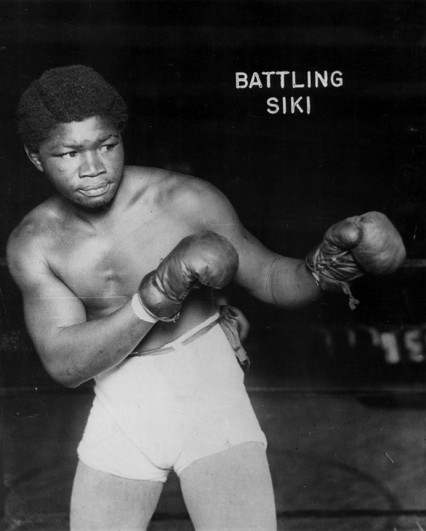 Battling Siki Photo Shot