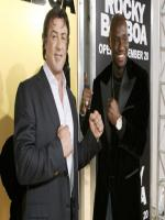 Antonio Tarver With Rambo