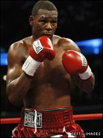 Jermain Taylor in Ring
