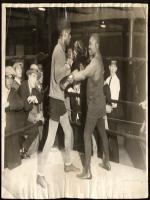 Barbados Joe Walcott Fight