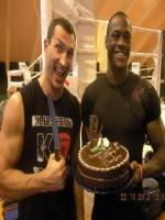 Deontay Wilder Birthday Pic