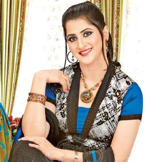 Sahiba Afzal Pakistani Actress