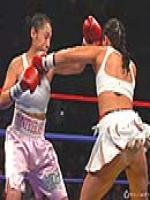 Noriko Kariya in Ring