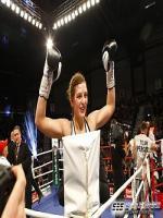Natascha Ragosina in Ring