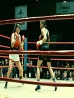 Lucia Rijker Fight