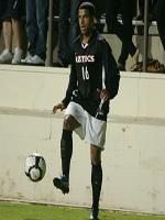 Justin Davis in Match