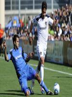 Mehrdad Beitashour in Match