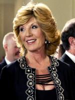 Rula Lenska at TV series Rock Follies
