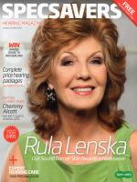 Rula Lenska in  The Vagina Monologues