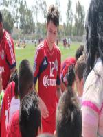 Marco Delgado With Fans