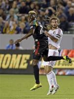 Gyasi Zardes Photo Shot