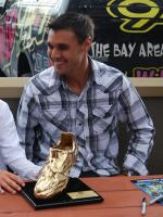 Chris Wondolowski Photo Shot