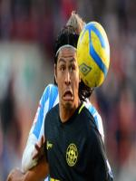 Roger Espinoza in Action
