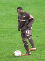Joe Gyau in Match