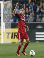 Mike Magee in Action