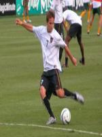 Mike Magee in Match