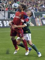 Kyle Beckerman in Action