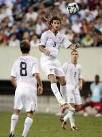 Kyle Beckerman in Match