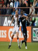 Ike Opara in Match