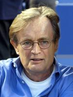 David McCallum in Film The Replacements