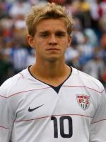 Stuart Holden in Match