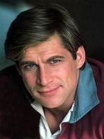 Simon MacCorkindale in Jaws 3-D