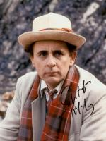 Sylvester McCoy in The Last Place on Earth